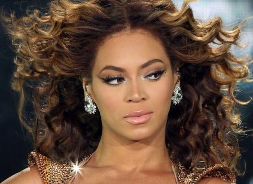 Beyonce morena