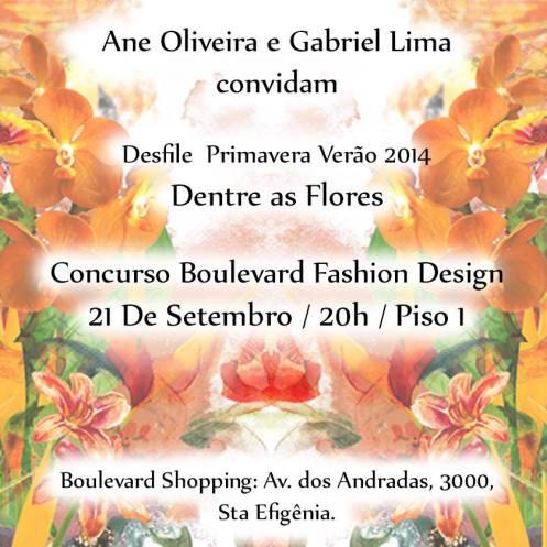 Convite Boulevar